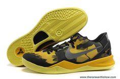 15d287f3fcd6 Black Maize Style - Color 555035-001 Nike Zoom Kobe 8 (VIII) Outlet