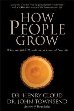 Bestseller Books Online How People Grow: What the Bible Reveals About Personal Growth Henry Cloud, John Townsend $10.39