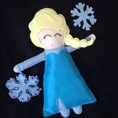 Elsa  - Eu que fiz!