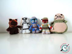 star wars crochet part2 by ahooka