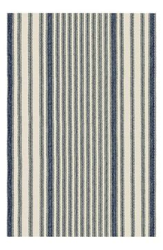 Main Image - Dash & Albert 'Mattress Ticking' Rug