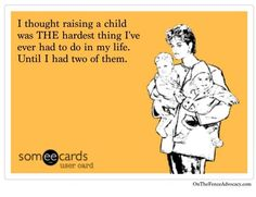 14 Funny Parenting Memes for the 2nd or 3rd Kid #funnyparenting #funnymemes #momlife #parenting #lol