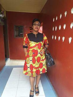 Look Good Fashion African Print Dress Designs, African Print Dresses, African Print Fashion, African Design, African Fashion Dresses, African Dress, African Attire, African Wear, African Women