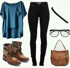 Nice combo outfit style