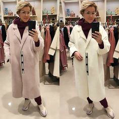Fashion Outfits, Womens Fashion, Fall Winter, Autumn, Fur Coat, My Style, Jackets, Clothes, Hair