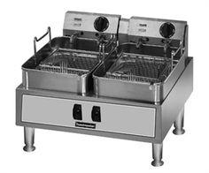 TOASTMASTER Fryer, Counter Unit, Electric, Full Pot #RestaurantEquipment #CounterEquipment #CounterCooking