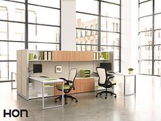 HON Voi Laminate Desking. Learn more at www.hon.com.