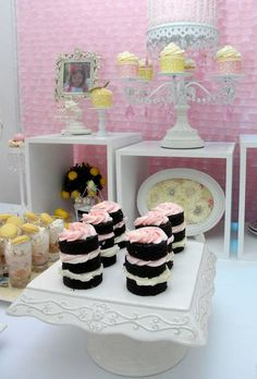 """Photo 8 of 26: Pink Lemonade / Birthday """"Agus´s Pink Lemonade Party"""" 