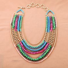 Nice MultiLayers Chain Necklace  - New In