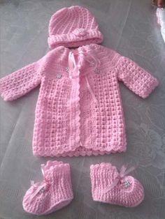 9b28b27c8 Las 114 mejores imágenes de ropones para bebes