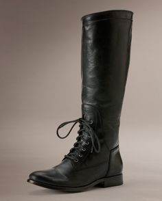 Melissa Riding Lace - Women_Boots_Riding - The Frye Company