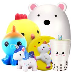 If item is defective after 3 months, you can still send it back to us. We will send you a new one after receiving the defective item. One year warranty ! Mini Hamburgers, Cute Squishies, Best Kids Toys, Build A Bear, Toys For Girls, Little Girls, The Cure, Hello Kitty, Kawaii