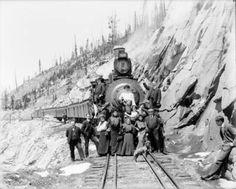 Colorado Midland R.R. Engine No. 1 :: ca. 1900