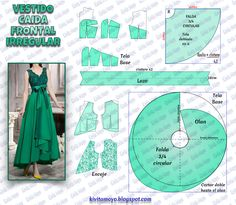 Ideas For Sewing Projects Clothes Women Tutorials Skirt PatternsTrendy Sewing Patterns Free Women Dress For Girls IdeasFree Pattern for an 18 doll No photo description available.Jane Puusepp's media content and analytics Easy Sewing Patterns, Doll Clothes Patterns, Sewing Clothes, Clothing Patterns, Diy Clothes, Dress Patterns, Clothes Women, Coat Patterns, Barbie Clothes