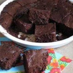 Microwave Brownies Recipe