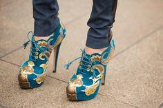 Shoe+Stalking!+NYFW+Blizzard+Edition+#refinery29