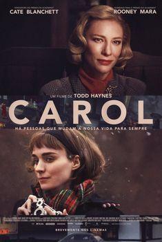 New York, begin jaren '50. Therese werkt in een warenhuis in Manhattan en droomt van een meer vervullend leven als ze Carol  ontmoet, een verleidelijke vrouw die gevangen zit in een mislukt huwelijk. De vonk slaat onmiddellijk over en als de onschuld van hun eerste ontmoeting vervaagt, wordt hun verbondenheid dieper. Wanneer Carols verhouding met Therese aan het licht komt, neemt Carols echtgenoot wraak door haar geschiktheid als moeder aan te vechten. (nog te zien)