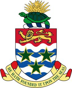 Cayman Islands - Coat of arms