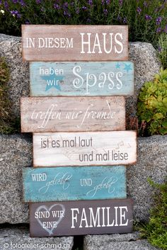 Familienschild 1 Source by californiajewel Nursery Christmas Gifts, Christmas Gifts For Mom, Family Shield, Garden Deco, Family Garden, Grandma Gifts, Lettering, Wooden Signs, Decoration