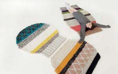 Mangas rugs by Urquiola for GAN