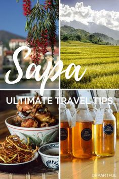 Travel tips to Sapa (known locally as Sa Pa) is one of Vietnam�s most famous and most northern trekking destinations. Nearby Fan Si Pan Mountain rises 3,143 meters above sea level, making it the tallest point in Vietnam. Sapa�s cooler weather (and occasio