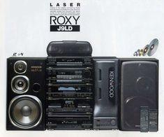 Hifi Speakers, Hifi Stereo, Audio Amplifier, Hifi Audio, Audiophile, Kenwood Hifi, Kenwood Audio, Recording Equipment, Audio Equipment