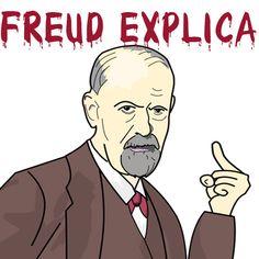 Explicações de Sigmund Freud, pensamentos é reflexões sobre a vida feitas pelo pai da psicanálise. #citacoes #explica #explicacoes #frases #freud #freud explica #pensamento #pensamentos #psicanalise #psicologia