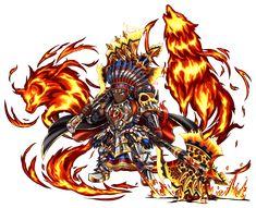 [IMG] #ブレイブフロンティア #bravefrontier #rpg #manga #art #japan #fantasy #chibi #mobile #character
