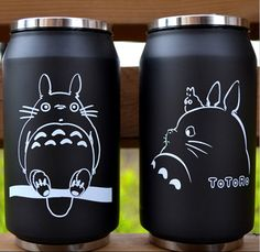 Save 20% Rare Totoro Kawaii My Neighbor Travel Mug Cup Tea Coffee Drink Anime Soot Manga Catbus Hayao Miyazaki Studio Ghibli Birthday Gift by AnimeWorldStuffs on Etsy https://www.etsy.com/listing/270458015/save-20-rare-totoro-kawaii-my-neighbor