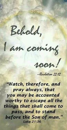Scripture Verses, Bible Verses Quotes, Bible Scriptures, Prayer Quotes, Revelation 22 12, You Are My Superhero, Jesus Is Coming, Jesus Is Lord, King Jesus