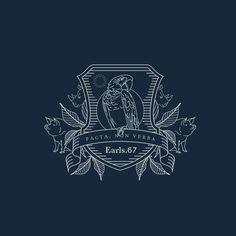 Earls.67 by Glasfurd & Walker, Canada. #branding #logo