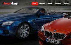 free car repair html template