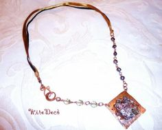 """River Stone"" Necklace"