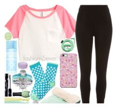 """""""Pj day"""" by nibbby on Polyvore"""