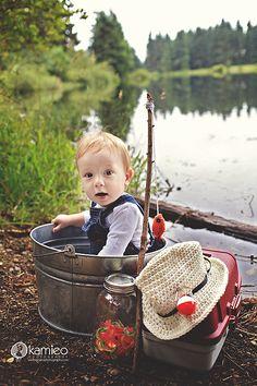 Adorable! Image of Fish & Hat Set  @Shannen Patnoad