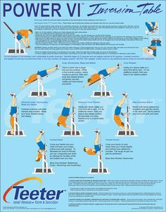Check out our inversion tables. Inversion therapy can help with overall back health, reduce muscle pain, and improve flexibility. Scoliosis Exercises, Stretches, Twister Sister, Inversion Therapy, Inversion Table, Sciatica Pain Relief, Lower Back Exercises, Improve Flexibility, Self Healing