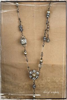 Image result for upcycled french vintage baubles jewelry