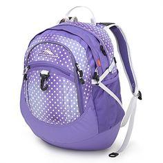 Briscoes - High Sierra Fatboy Sprinkle Dots Backpack 39 Litre