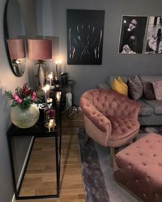 Room# home# design# Living Room Decor Cozy, Home Living Room, Apartment Living, Bedroom Decor, Living Room Themes, Living Room Inspiration, Home Decor Inspiration, Decor Ideas, Home Room Design