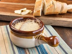 Dublin meets Paris in this amazingly Guinness French Onion soup.