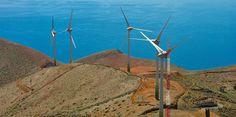 El Hierro bate su récord en el uso de energías renovables - http://www.renovablesverdes.com/hierro-bate-record-uso-energias-renovables/