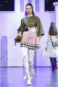 Olympia Le Tan Ready To Wear Fall Winter 2015 Paris
