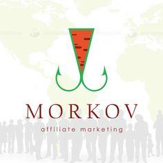 Logo for advertising Agency CARROT, affiliate marketing #logocarrot #edoudesign #brandinspiration #logo #carrot #branding