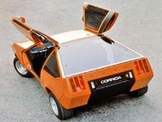 Autos raros que nos quisieron vender: el Ford Corrida