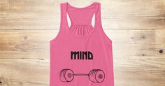 Discover Mind Over Matter Women's Tank Top from Lilly Jewel Tees, a custom product made just for you by Teespring. With world-class production and customer support, your satisfaction is guaranteed. - Mind Matter
