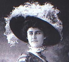 Edith Corse Evans (born September 21, 1875 - April 15, 1912) was a prominent American socialite who died aboard the RMS Titanic on April 15, 1912. She was one of only four women to die in first class.