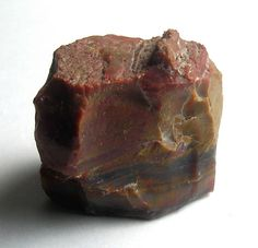 Small piece of cleaved petrified wood 53 x 45 x large and Minerals And Gemstones, Crystals Minerals, Rocks And Minerals, Crystals And Gemstones, Stones And Crystals, Gem Stones, How To Polish Rocks, Rock Identification, Rock Tumbling