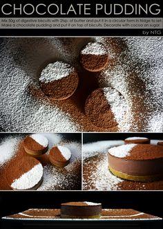 Chocolate pudding Chocolate Pudding