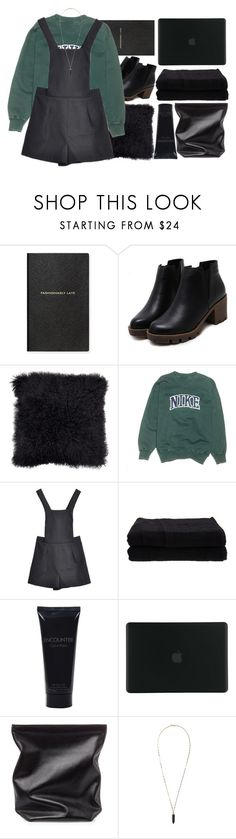 """What's my name"" by crewlife ❤ liked on Polyvore featuring Smythson, NIKE, Retrò, Home Source International, Bulgari, Tucano, Jil Sander and Isabel Marant"