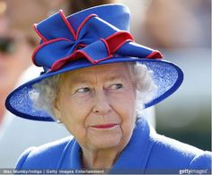 Queen Elizabeth, April 18, 2015   Royal Hats